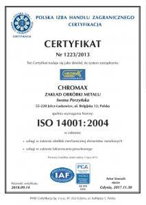 chrom 140012004